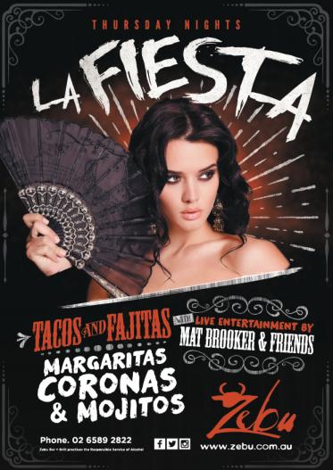 La Fiesta - Thursday Nights