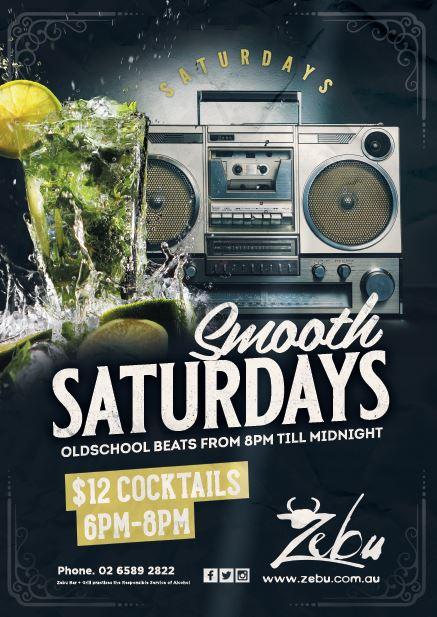 Saturday | Smooth Saturdays